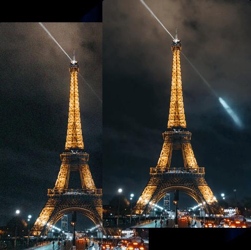 Reduce image noise by Vance AI Image Denoiser